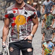 Summer, Fashion, Shirt, short sleeves