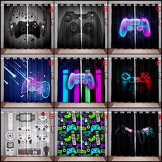3dcurtain, Video Games, decorationsforlivingroom, Grey