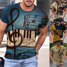 Mens T Shirt, Printed T Shirts, Necks, summer t-shirts