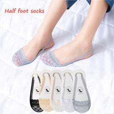 Hosiery & Socks, Summer, wavelacesock, halffootsock