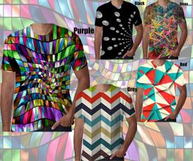 Summer, Shorts, 3dprintedtshirt, summer t-shirts