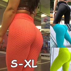 runningpant, Leggings, elastic waist, Yoga