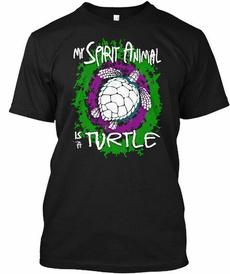 Turtle, short sleeves, Shorts, Necks
