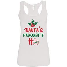 Ladies, Tank, ho, Santa