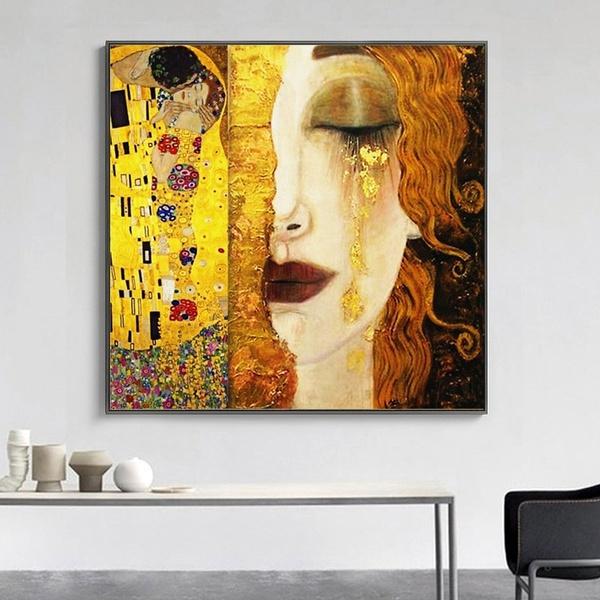 goldentear, Decor, art, Classical