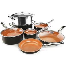 Copper, Aluminum, nonstick, Home & Living