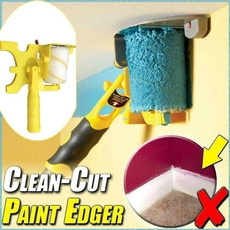 paintroller, paintedger, Tool, painting