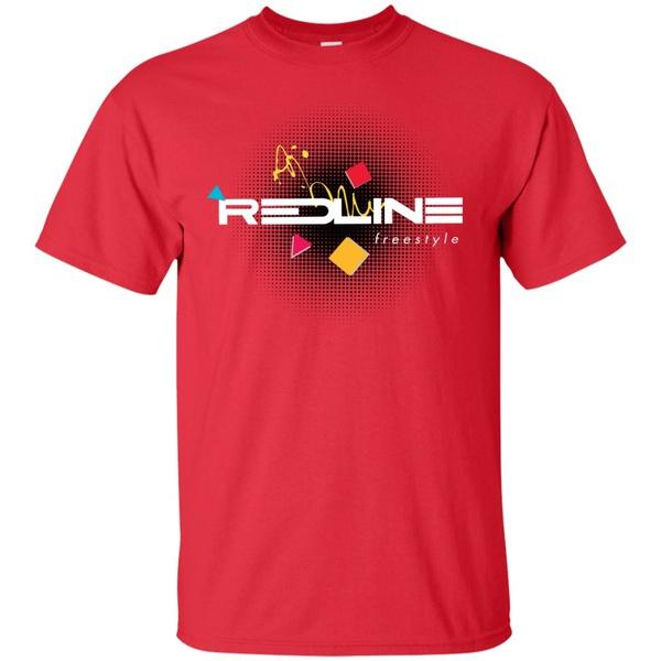 redline, T Shirts, Bikes, retro