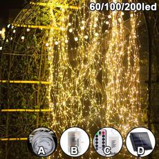 firefly, Copper, Decor, solarlight