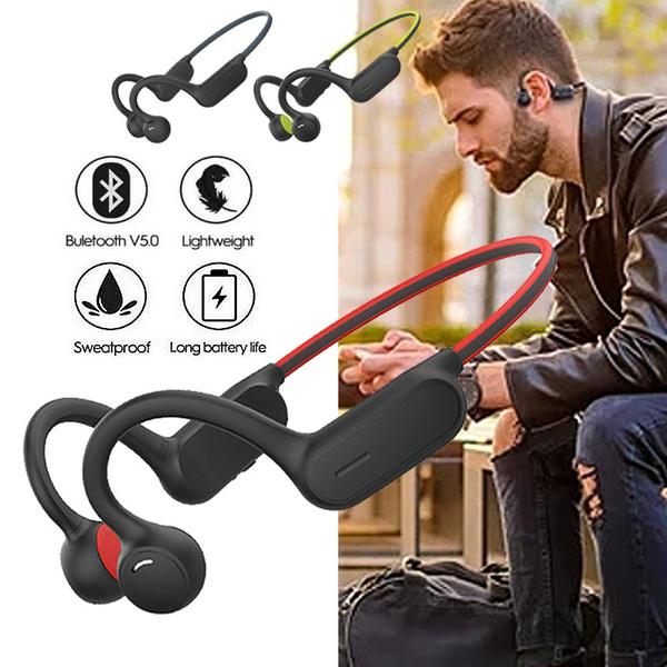 Headset, bluetoothheadphoneswithmicrophone, Cycling, openearwirelessheadphone