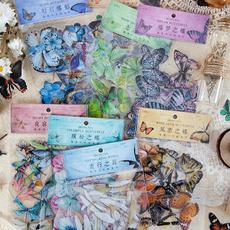 butterfly, album, Scrapbooking, butterflyspecimen