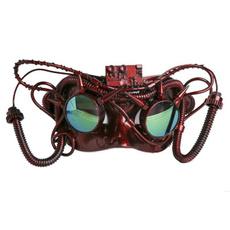 Copper, Fashion, Masks, Costume