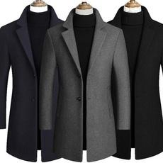 Casual Jackets, men coat, Fashion, Spring