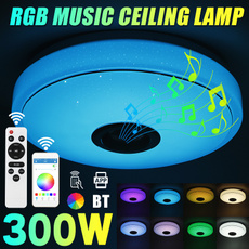 remotecontrolceilinglamp, led, cassabluetooth, Lighting