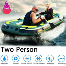 Inflatable, drifting, inflatablefishingboat, inflatableonepersonboat
