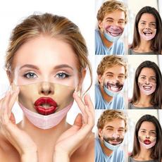 cottonfacemask, Funny, prankmask, Print
