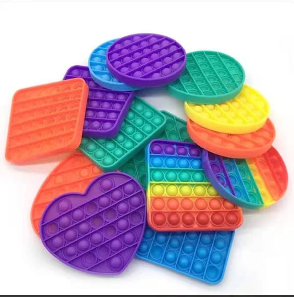 rainbow, Toy, stresstoy, fidgettoy