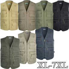 Jacket, Vest, Outdoor, Hiking
