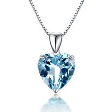 Blues, elegantpendant, Jewelry, Crystal