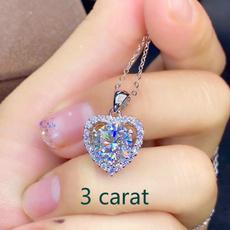 heartshapedpendant, Jewelry, Jewellery, Diamond Pendant