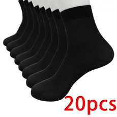Shorts, Elastic, Men, Socks