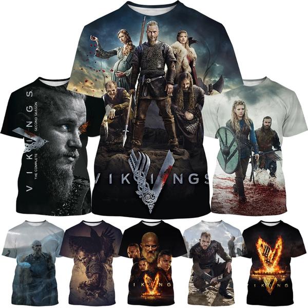 viking, Summer, Fashion, Necks
