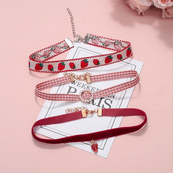 pink, cute, Fashion, Jewelry