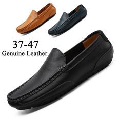 Flats, Fashion, menflatshoe, menleathershoe