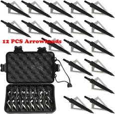 Archery, arrowhead, Hunting, bowandarrow