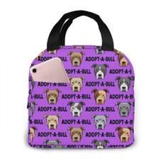 reusablelunchhandbag, Dogs, Thermal, Handbags