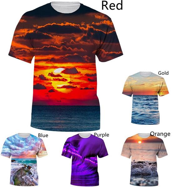 Summer, Woman, Shirt, Simple