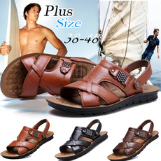 leatherslippersmen, beachslippersformen, Men's Slippers, beachsandalsformen