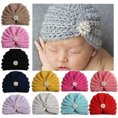 knitted, Beanie, newborncap, Fashion