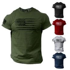 summer t-shirts, Shirt, Men, short sleeves