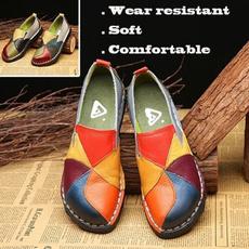 loafersforwomen, Flats, Fashion, leather shoes