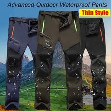 trousers, camping, Hiking, Waterproof
