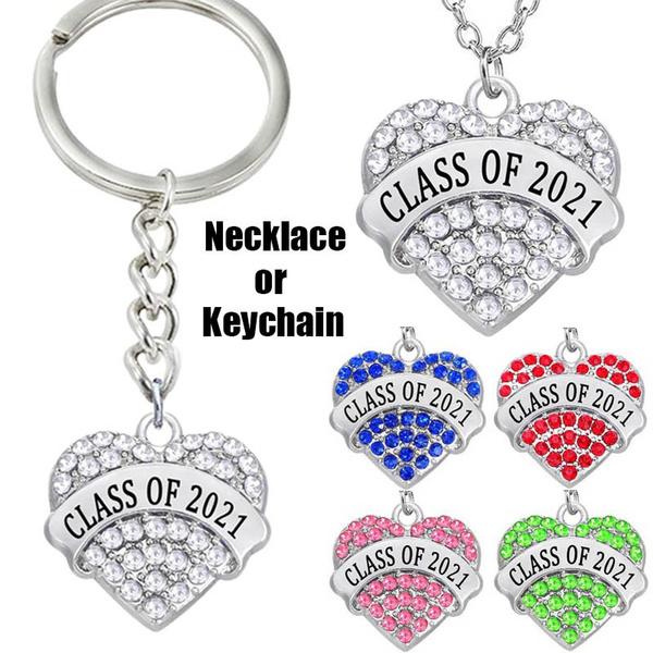 Graduation Gift, Heart, keyholder, Fashion