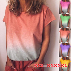 blouse, Plus Size, Summer, summer t-shirts