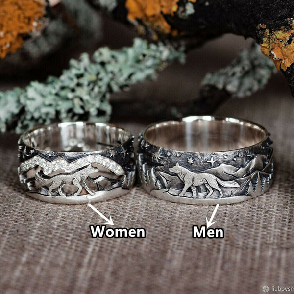 Fashion, Jewelry, Gifts, retro ring
