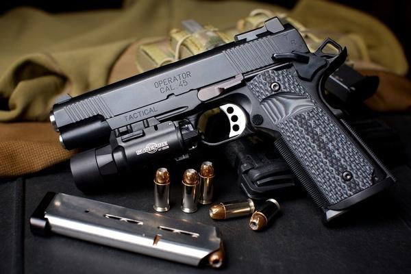 pistol, Posters, Weapons, gun
