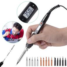 Temperature, Tool, lcd, solderingiron