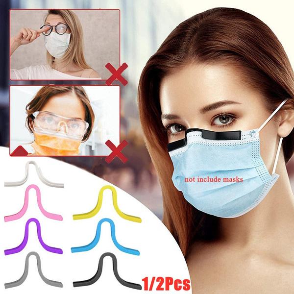 maskaccessorie, nosebrige, Silicone, Handmade