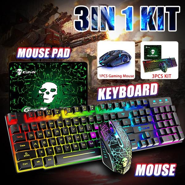 gamingkeyboard, wiredkeyboard, ledkeyboard, computer accessories