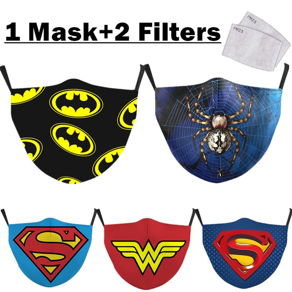 Cosplay, Superhero, Batman, dustmask