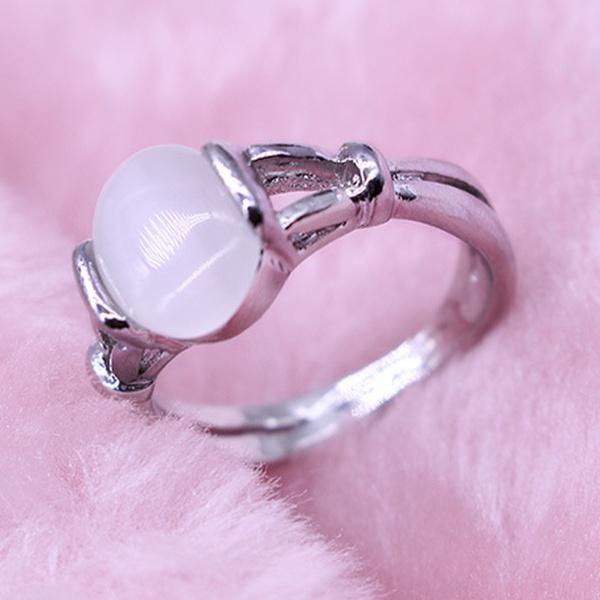 Twilight, silver plated, Fashion, Jewelry