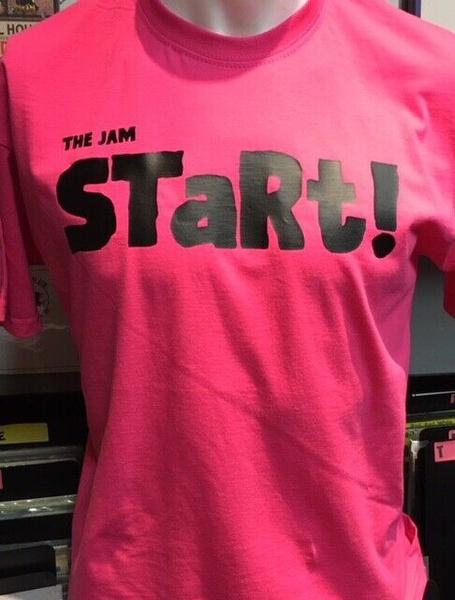 pink, start, T Shirts, weller