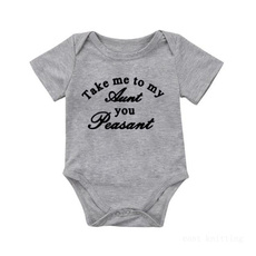 babystuff, Sleeve, babyonesie, shortsleevedclothesbabyha