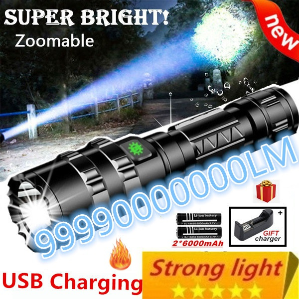 Flashlight, led, camping, Sports & Outdoors
