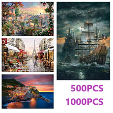 Toy, Hobbies, Jigsaw Puzzle, Puzzle
