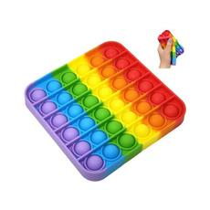 rainbow, Toy, bubble